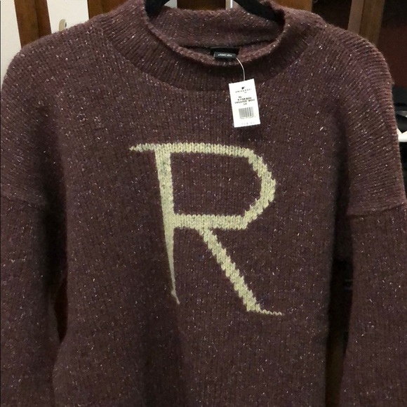 Harry Potter Sweaters R For Ron Sweater Poshmark